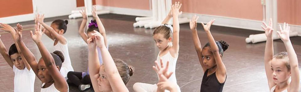 Ballet Class youth