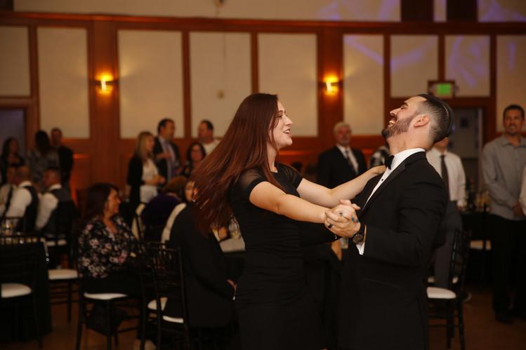 LET LOVE SPARKLE | WEDDING RECEPTION