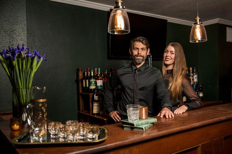 Grand Opening Photoshoot - The Lobby Bar