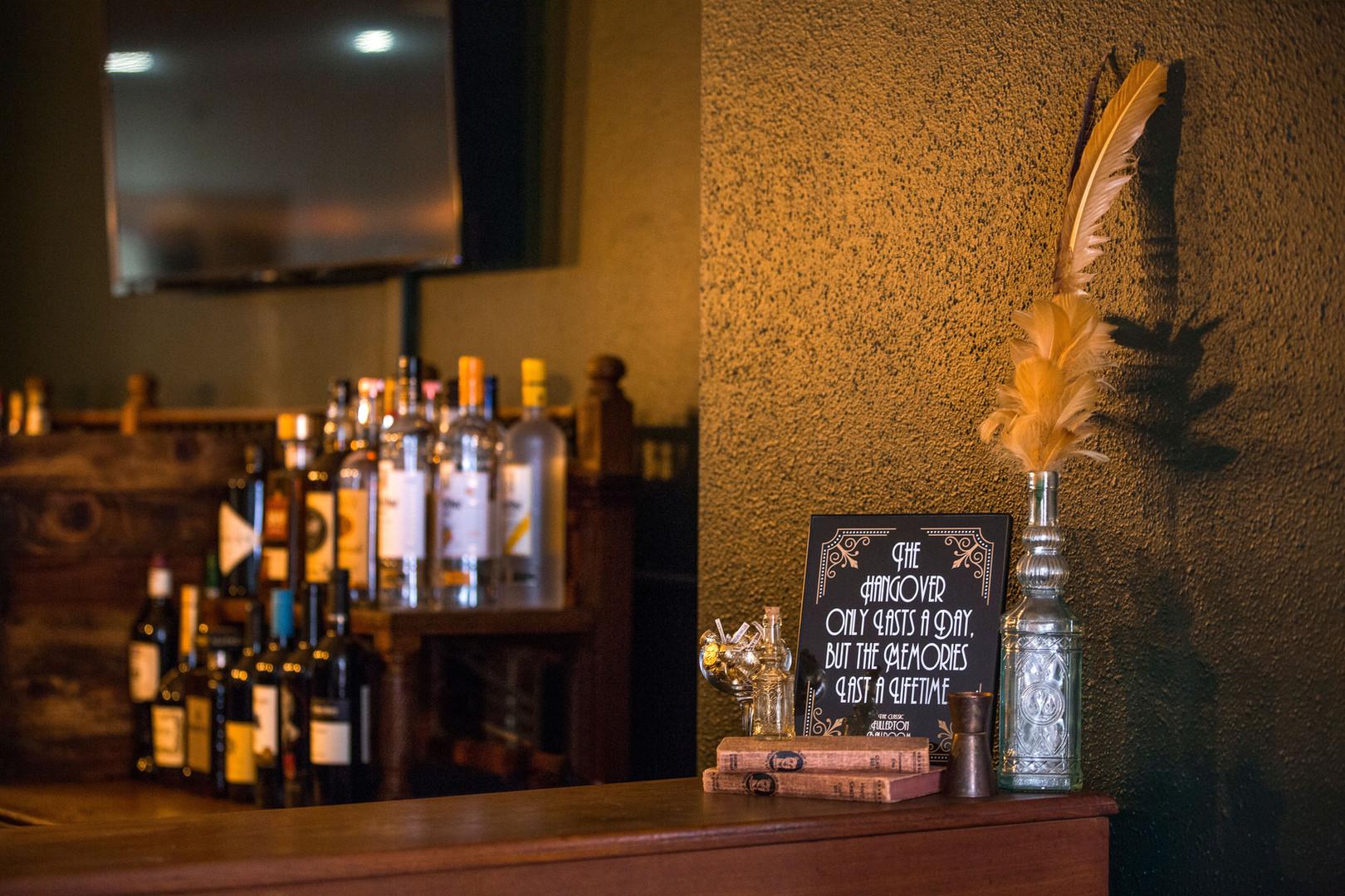 The Classic Fullerton Ballroom Lobby - Bar