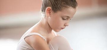 Ballet Class Girl