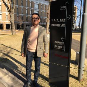 30年ぶりに大学に行ってきました!