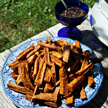 4 Simple Steps to Delicious Sweet Potato Fries