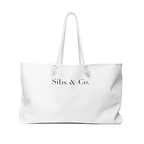 Signature Weekender Bag
