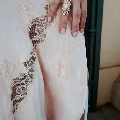 1 Slip Dress 2 Ways to Wear It