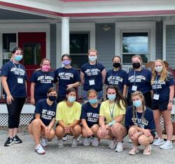 St. Anselm Students Help!