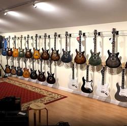 John Mann's Guitar Vault