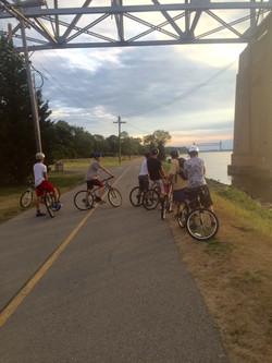 cape  bike  trip