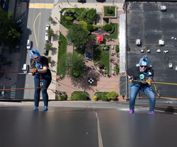 Over The Edge!