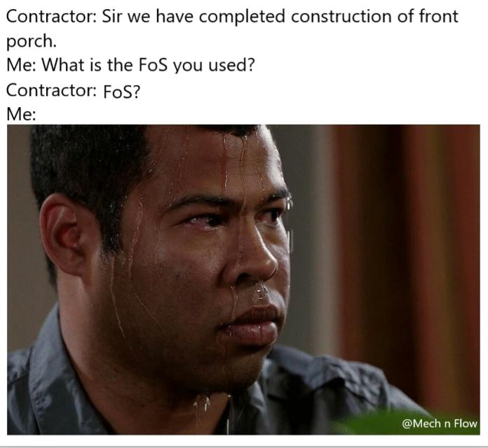 meme on factor of safety