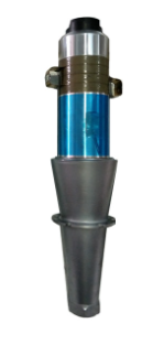 Transducer and booster of Ultrasonic welding machine