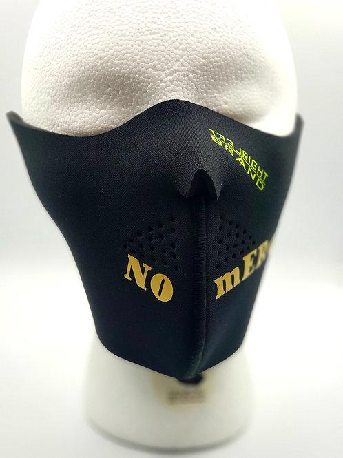 No Mercy Face Mask