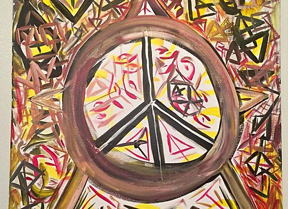 Eyes of Peace Series 004