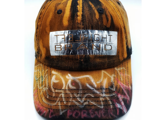 1 of 1 Classic Forever Hand Bleached Hat