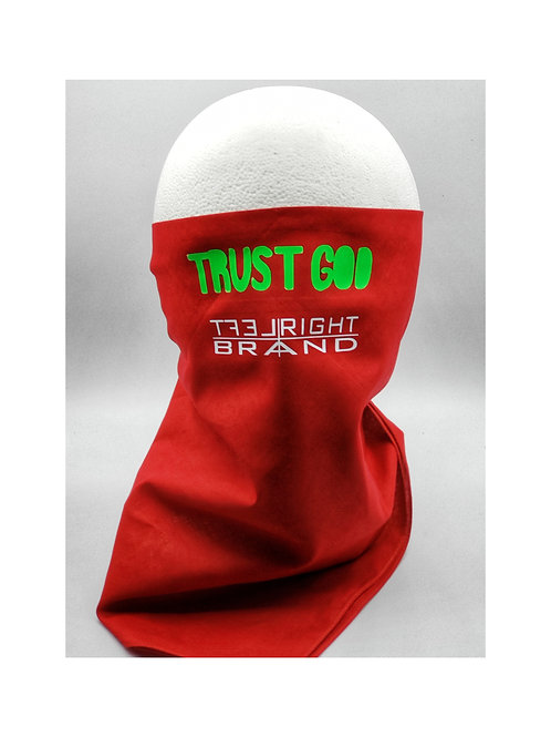 Trust God Face Mask