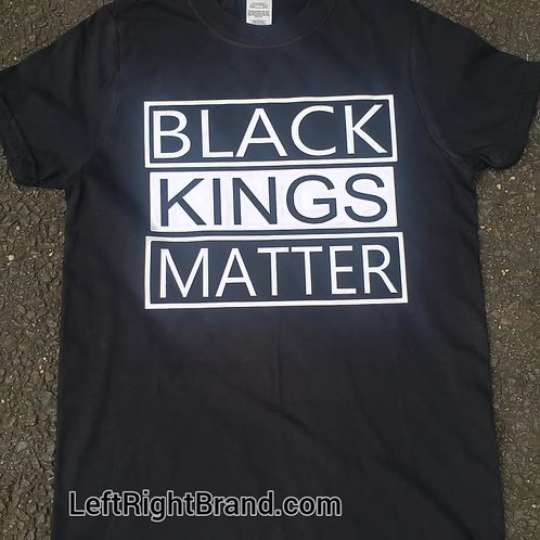 Black Kings Matter Shirt