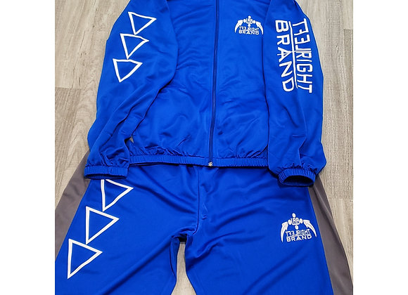 LRB TURBO NUWBLU Sweatsuit