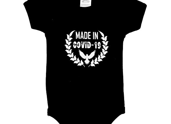 Made In COVID-19 Onesie