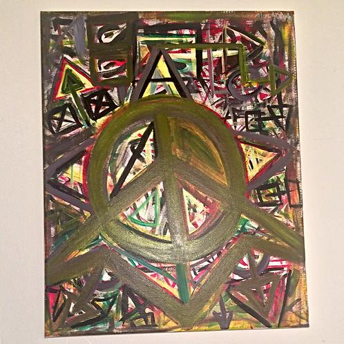 Eyes of Peace Series 005