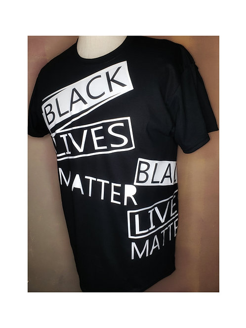 Black Lives Matter 1of1 Shirt