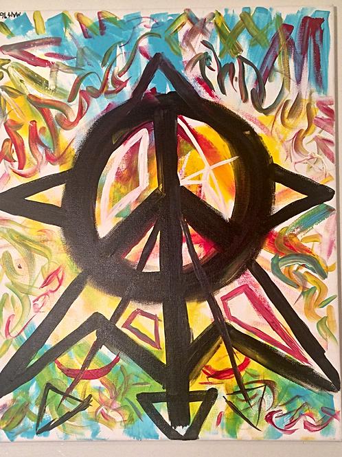 Eyes of Peace Series 002