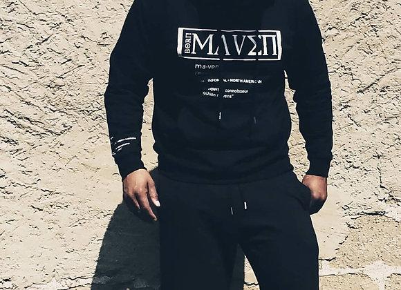 Born Maven Collectors Edition Hoodie