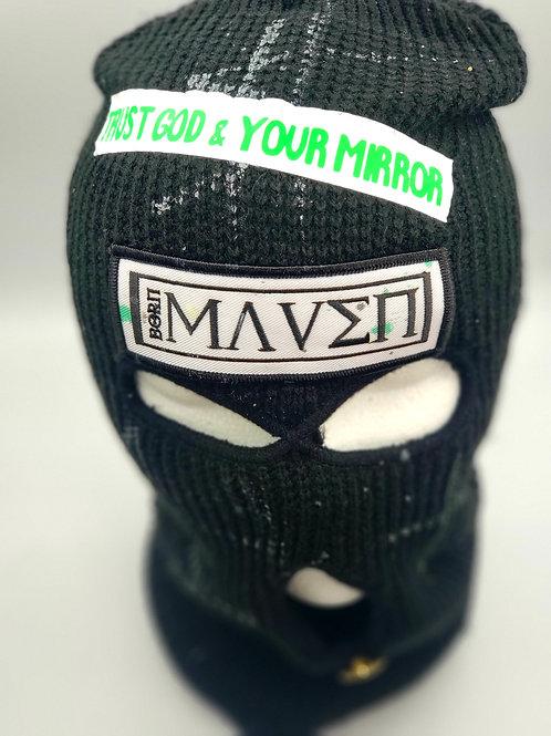 Trust God Ski Mask