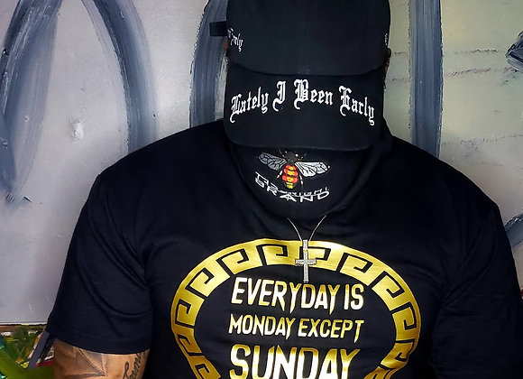 Everyday Is Monday Except Sunday Shirt