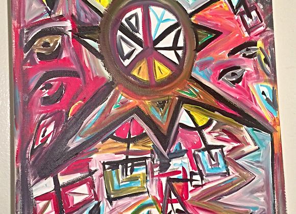 Eyes of Peace Series 003