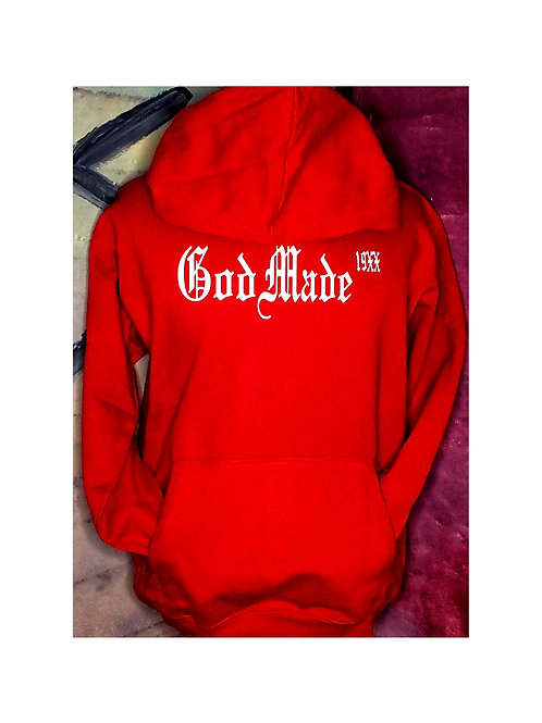 God Made 19XX (Red Hoodie)