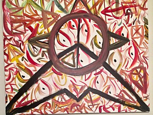 Eyes of Peace Series 001