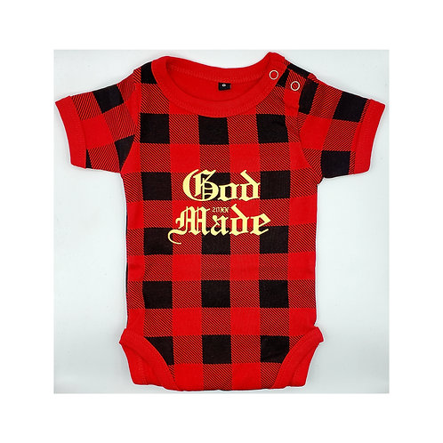God Made 20XX Onesie