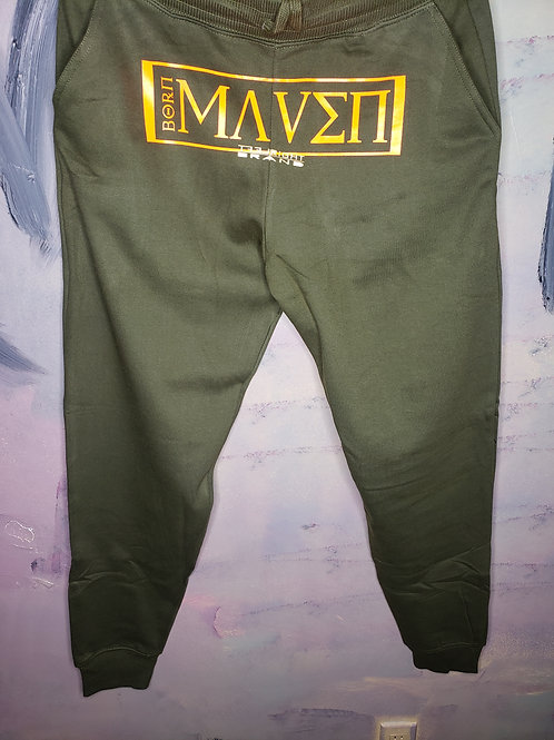 Born Maven 1of1 Sweatpants (size:XXL)