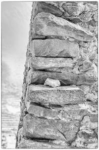 Muro construido por gente que sabía, Cusco