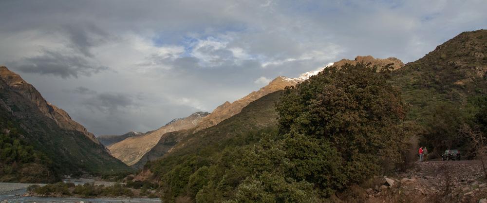 Paso Vergara, Chile