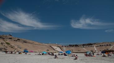 Playa La Virgen, Copiapó, Chile