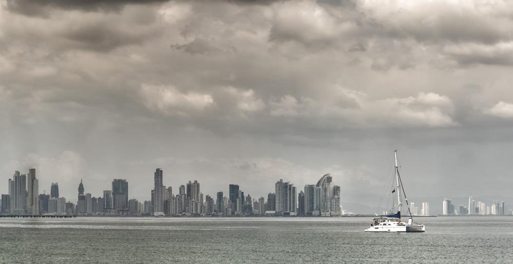 Ciudad de Panamá skyline
