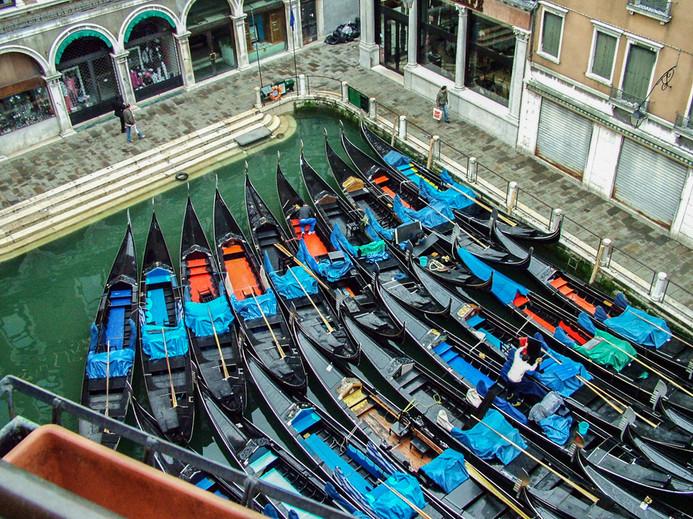 Venecia desde mi ventana