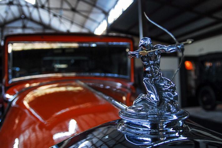 Museo del Automóvil, Santa Cruz, Chile