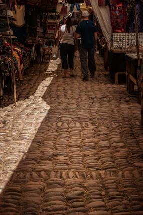 Valle Sagrado Pisac Mercado