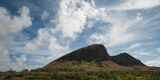 Rano Raraku, Isla de Pascua