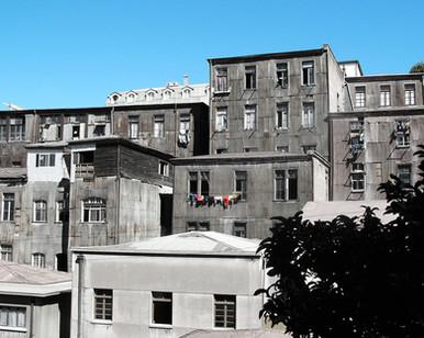 Valparaiso en 2008