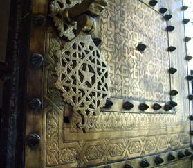 Puerta en Fez