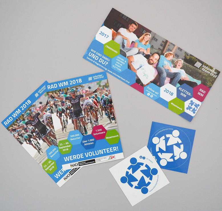 Flyer & Sticker
