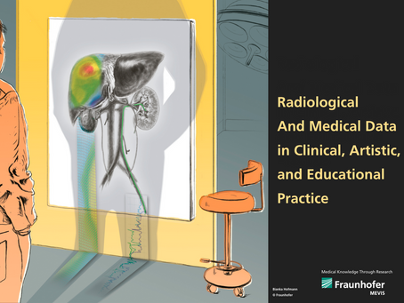 Radiological Data in Clinical, Artistic, and Educational Practice