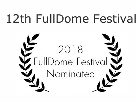 Beauty of Blood Flow Analysis Nominated at the 12th FullDome Festival!