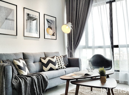 Make your small home look modern (and stylish!)