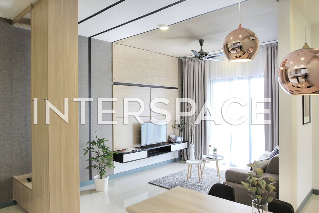 [INTERSPACE TV]  Property Transformation @ Bangsar South View Serviced Apartments