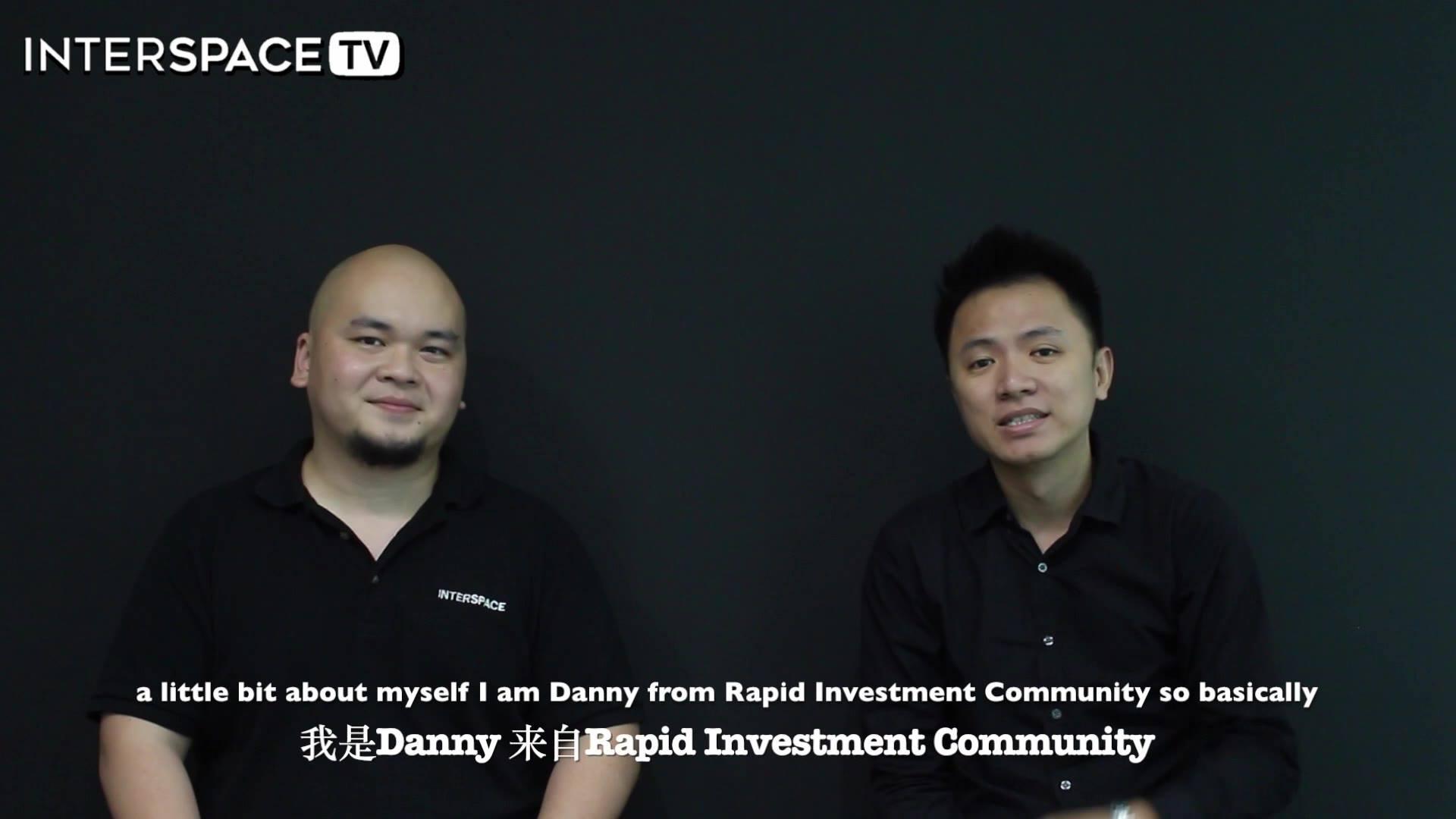 Calvin Kong Interview With Danny Ko