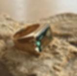 MaroeskaMetz_Juwels_Ring_Peridot_fossil_